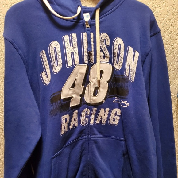 Nascar Other - Jimmie Johnson #48 racing hoodie